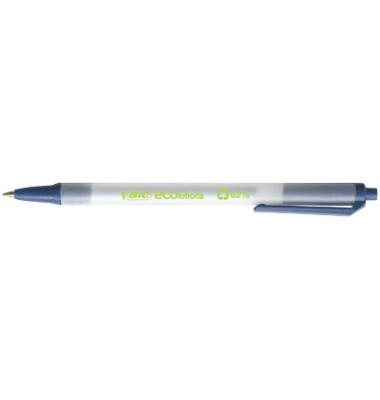 ECOlution Clic Stic transluzent/blau Kugelschreiber 0,4mm