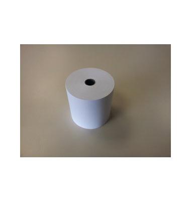 Kassenrollen 1f RD/KD 70/12,2mm weiß 70mm x 50m IBM-Kass