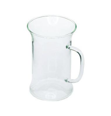 Teeglas 250 ml mit Henkel 69 x 109 mm 6 Stück