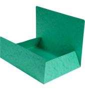 Aktenmappe Premium Manila grün A4 240x320mm 400g/qm