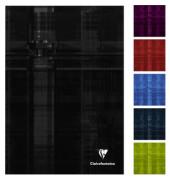 Geschäftsbuch 9516C farbig sortiert A5 liniert 90g 96 Blatt 192 Seiten