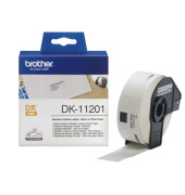 DK-11201 Adressetiketten 29 x 90 mm weiß 400 Stück