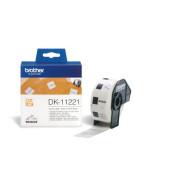 Etiketten DK-11221 23 x 23 mm weiß 1000 Stück