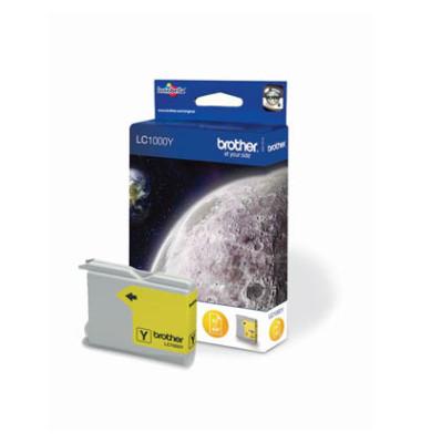 Druckerpatrone LC-1000Y gelb ca 400 Seiten