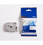 P-touch Schriftband MK-231SBZ 12mm x 4m schwarz/weiß selbstklebend