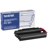 Farbband-Thermo PC-301 für Fax schwarz Mehrfachkassette