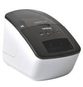 Etikettendrucker QL-700 schwarz/weiß für DK-Etiketten PC/MAC