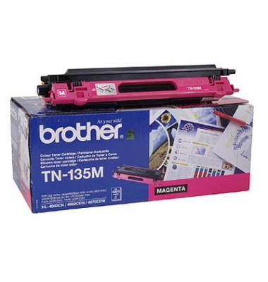 Toner TN-135M magenta ca 4000 Seiten