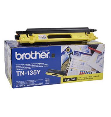Toner TN-135Y gelb ca 4000 Seiten