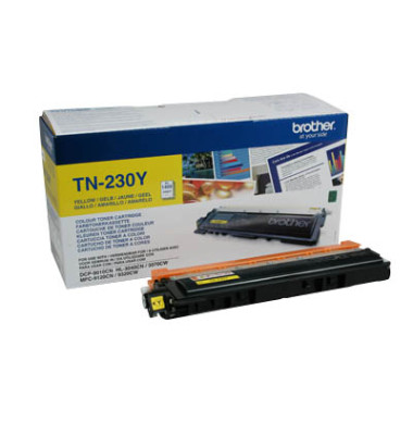 Toner TN-230Y gelb ca 1400 Seiten