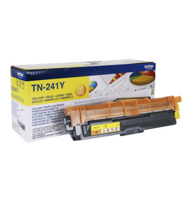 Toner TN-241Y gelb ca 1400 Seiten