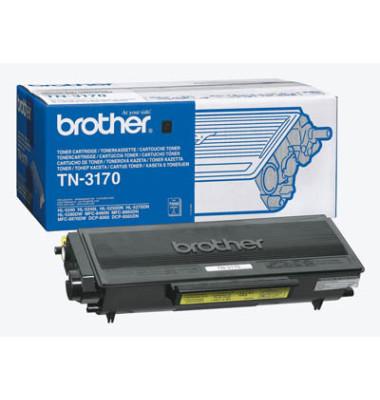 Toner TN-3170 schwarz ca 7000 Seiten