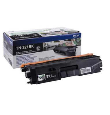 Toner TN-321BK schwarz ca 2500 Seiten