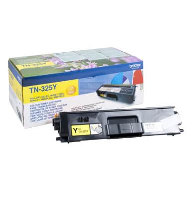 Toner TN-325Y gelb ca 3500 Seiten