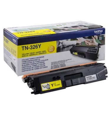 Toner TN-326Y gelb ca 3500 Seiten