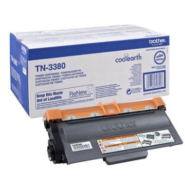 Toner TN-3380 schwarz ca 8000 Seiten