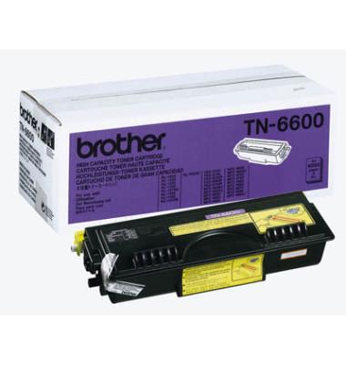 Toner TN-6600 schwarz ca 6000 Seiten