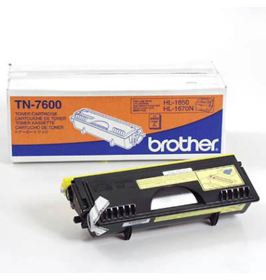 Toner TN-7600 schwarz ca 6500 Seiten