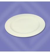 Teller flach coup Form 5382 weiß D:250 mm 6 Stück