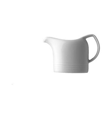 Milchkännchen Dialog 150ml weiß Porzellan 3 Stück