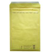 Luftpolstertaschen Air Safe Typ E, 061504, innen 210x265mm, haftklebend, braun