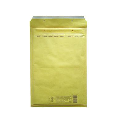 Luftpolstertasche AIR-SAFE Typ E braun haftklebend