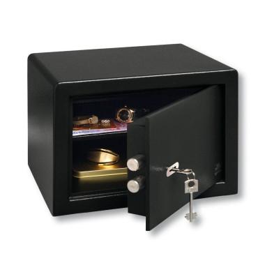 Möbeltresor PointSafe 35 x 30 x 25,5cm Doppelbartschloss