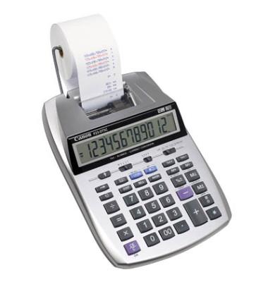 Tischrechner P23-DTSC,12-stellig silber