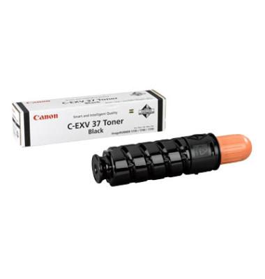Toner C-EXV37 schwarz ca 15100 Seiten