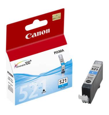 Druckerpatrone CLI-521C cyan 9ml