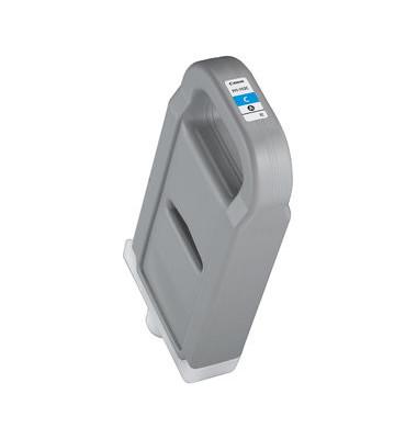 Druckerpatrone PFI-703C cyan 700ml
