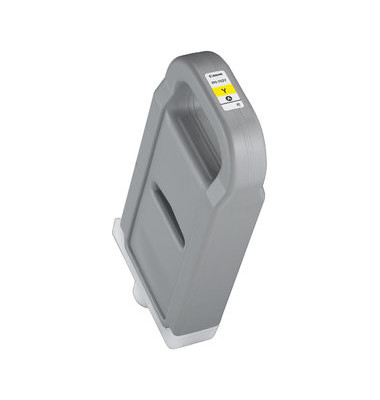 Druckerpatrone PFI-703Y gelb 700ml