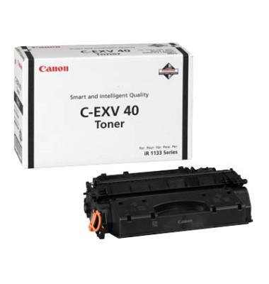 Toner C-EXV40 schwarz ca 6000 Seiten