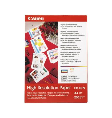 Inkjetpapier HR101N Spezial A3 weiß 100 Blatt