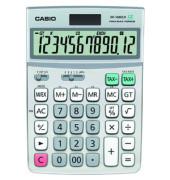 Tischrechner DF-120ECO,12-stellig silber