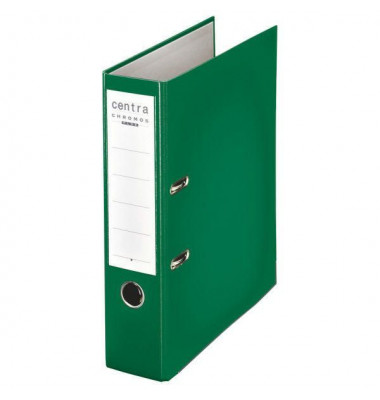 Chromos grün Ordner A4 80mm breit