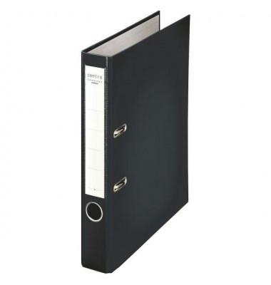 Chromos 2311-30 schwarz Ordner A4 55mm schmal