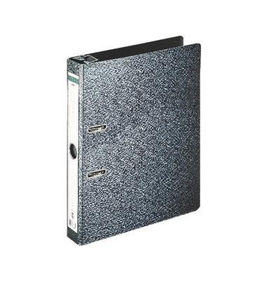 Hängeordner A4 schwarz 55 mm mit Griffloch 280110 Recycling