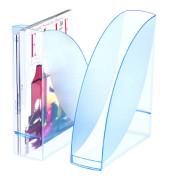 Stehsammler 1006740741 Ice Blue 82x265x310mm A4 Polystyrol blau-transparent