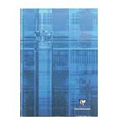 Geschäftsbuch 90420C blau A4 kariert 90g 96 Blatt 192 Seiten