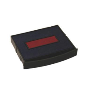 Stempelkissen Modell 2160 blau/rot