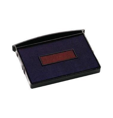 Stempelkissen Modell 2660 blau/rot