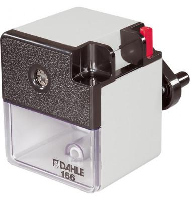 Spitzmaschine mechanisch 12mm grau/transparent
