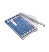 Hebelschneider A4 Sch.länge 35cm 25 Blatt blau