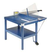 Hebelschneider A1 Sch.länge 81,5cm 40 Blatt blau