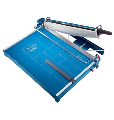 Schneidemaschine Schn.lä.550mm blau 365x600mm Sh:3,5mm
