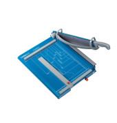 Hebelschneider A4 Sch.länge 39cm 40 Blatt grau/blau