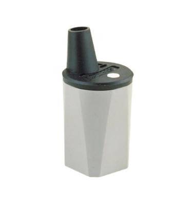 Minenspitzer 2mm grau integrieter Walzenfräser