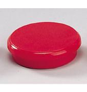 Magnete 24mm bis 300g rund rot