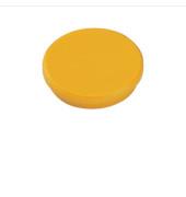 Magnete 32mm bis 800g rund gelb